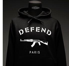 DEFEND Paris Online Shop